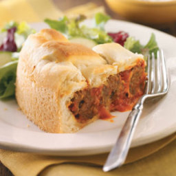 Italian Meatball Tortes