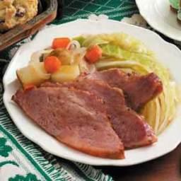 Corned Beef Supper 1