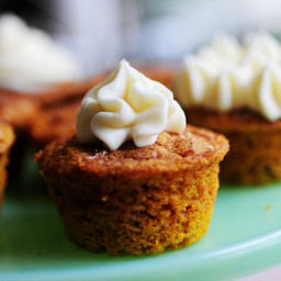 Weight Watchers Pumpkin Spice Muffins