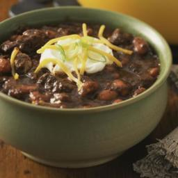 Use the Slow Cooker or Oven to Cook These Hearty Cowboy Beans