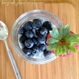 Vanilla-Bean Coconut Chia Seed Pudding