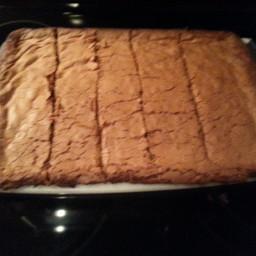 Vanilla Brownies