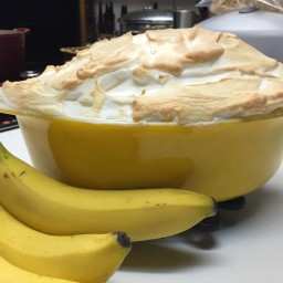 Vanilla Cream Pie (also used to make Banana Pudding)