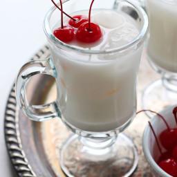 Vanilla Italian Cream Soda