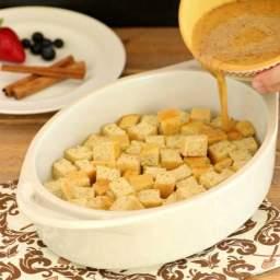 Vanilla Cinnamon French Toast Casserole and paleo quick bread