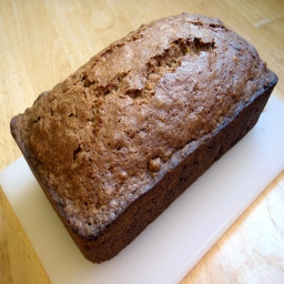 Vegan Pear Bread