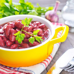 Vegan Red Beans