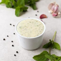 Vegan Yogurt Sauce