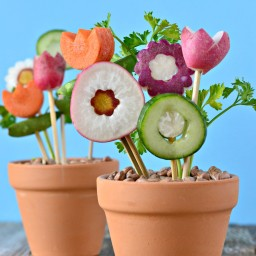 Vegetable Flower Bouquets