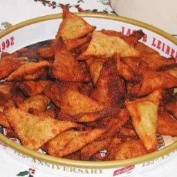 Vegetable Fritters (Pakora)