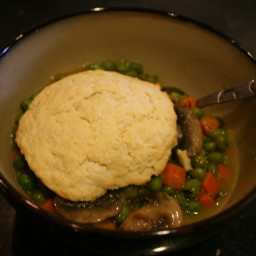 Vegetable Pot Pies - BigOven