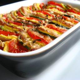 Vegetable Tian (Ina Garten)
