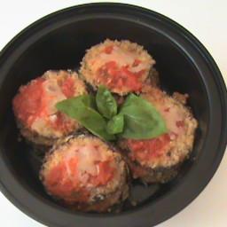 Vegetarian Eggplant Parmigiana