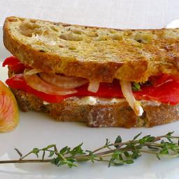 Vegetarian Panini