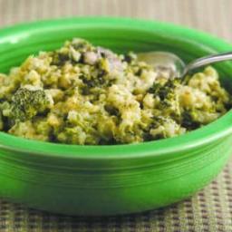 Veggie - Brocolli Rice Casserole