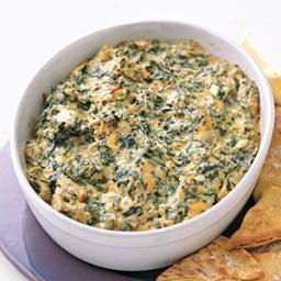 Spinach Artichoke Bake