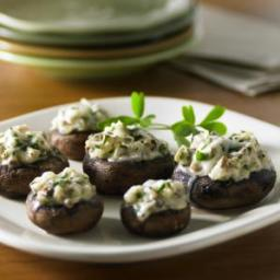 Veggie - Stuffed Mushrooms
