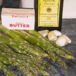 Veggies - Pan-Fried Asparagus