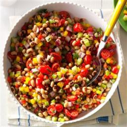 Vibrant Black-Eyed Pea Salad Recipe
