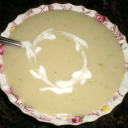 Vichyssoise Creme Glacee