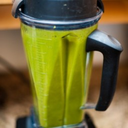 VITAMIX Spinach and Vegetable Soup