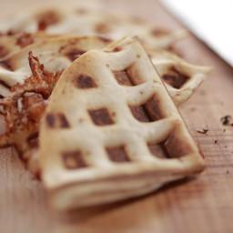 Waffle Maker Quesadilla