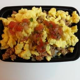 Walvado BREAKFAST Good Morning Turkey-Medium (426 Calories)