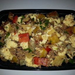 Walvado BREAKFAST Turkey Migas-Medium (344 Calories)