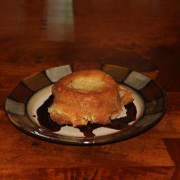 Warm Butter Cake