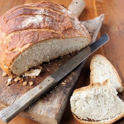 Weekly Make and Bake Rustic Bread