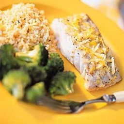 Weight Watchers Lemon Baked Fish (2 Points)