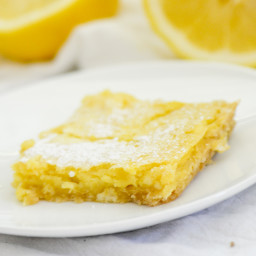 Weight Watcher's Lemon Bars