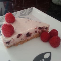 Weight Watchers White Chocolate & Raspberry Dreamcake (11 Pro Points)