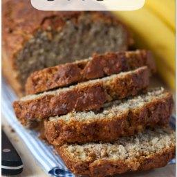 Weight Watchers Banana Bread Recipe