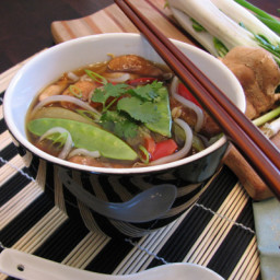 Weight Watchers Zero Point Asian Soup