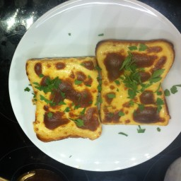 Welsh Rarebit (Thermomix)