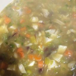 White Bean Chicken Stew