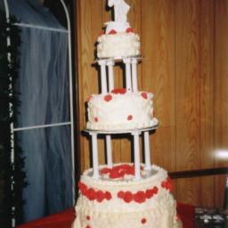 White Cake #1