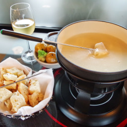 White Wine Fondue