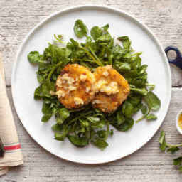 White Bean Fritters with Sun Dried Tomatoes