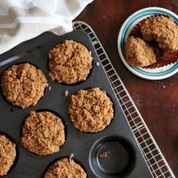 Whole-Grain Bran Muffins
