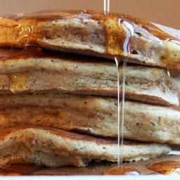 Whole-Wheat Buttermilk Pancakes