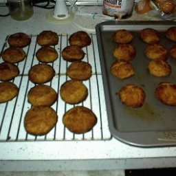 Whole-Wheat Orange Cookies
