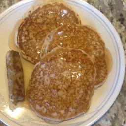 Whole wheat pancake / waffles