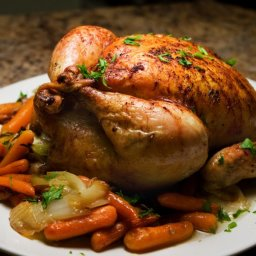 Whole Chicken - Slow Cooker