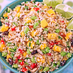 Whole Food's California Quinoa Salad Recipe