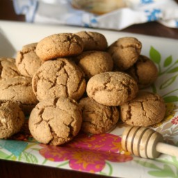 Wholesome Honey Cookies