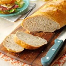Whole Wheat French Bread Recipe