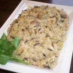 Wild Rice Casserole I