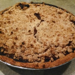 Williams' Shoo Fly Pie